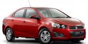 Holden TL Barina Sedan 2012