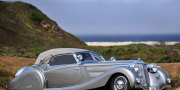 Horch 853 Sport Cabriolet by Voll and Ruhrbeck 1935-1937
