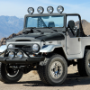 Icon Toyota Land Cruiser BAJA 1000 Limited Edition FJ40 2008