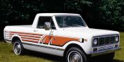 International Scout II Terra 1976-1980