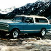 International Scout II Traveler 1980