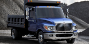 International TerraStar Dump Truck 2010