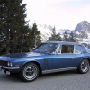 Jensen Interceptor II 1969-1971