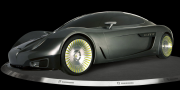 Koenigsegg Quant Concept 2009