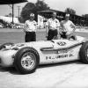 Kurtis Kraft Offenhauser Indy 500 Race Car 1953