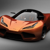 McLaren LM5 Design Concept by Matt Williams 2009