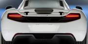 McLaren MP4 12C White Edition 2011