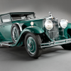 Minerva 8AL Rollston Convertible Sedan 1931