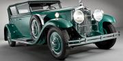 Minerva 8AL Rollston Convertible Sedan 1931
