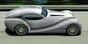 Morgan LifeCar Concept 2008