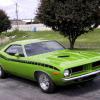 Plymouth Cuda AAR 1970