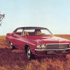 Plymouth Fury 1973