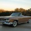 Plymouth Fury Convertible 1960