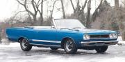 Plymouth GTX Convertible 1968