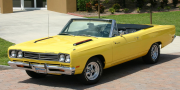 Plymouth Road Runner Convertible 1969