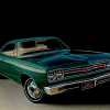 Plymouth Satellite 1967