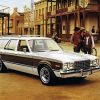 Plymouth Volare Station Wagon 1978
