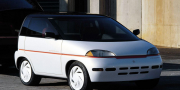 Plymouth Voyager III Concept 1989