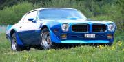 Pontiac Firebird Trans Am 455 1970-1973