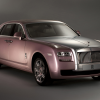 Rolls-Royce Ghost Rose Quartz 2011