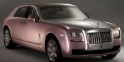 Rolls-Royce Ghost Rose Quartz 2011