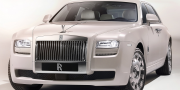 Rolls-Royce Ghost Six Senses Concept 2012