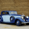 Rolls-Royce Phantom Continental Sports Saloon II 1934