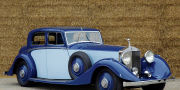 Rolls-Royce Phantom Continental Sports Saloon II 1934