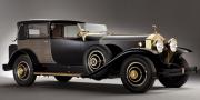 Rolls-Royce Phantom Springfield Riviera Town Brougham by Brewster 1929
