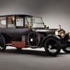 Rolls-Royce Silver Ghost 40-50 Hamshaw Limosine 1915