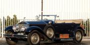 Rolls-Royce Silver Ghost 40-50 Torpedo Tourer by Holbrook 1923