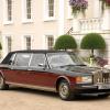 Rolls-Royce Silver Spirit Emperor State Landaulet by Hooper 1989