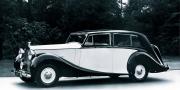 Rolls-Royce Silver Wraith 1946-1959