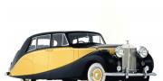 Rolls-Royce Silver Wraith Hooper Limousine 1956