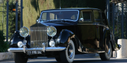 Rolls-Royce Silver Wraith Limousine by Hooper 1953
