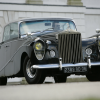 Rolls-Royce Wraith Perspex Top Saloon by Hooper 1951-1959