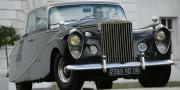 Rolls-Royce Wraith Perspex Top Saloon by Hooper 1951-1959