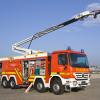 Rosenbauer Mercedes Actros 3246 ULF HRET 2002-2010