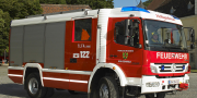 Rosenbauer Mercedes Atego 1528 AT TLFA 2000-2005