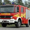 Rosenbauer Mercedes Atego 918 Feuerwehr 2005