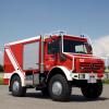 Rosenbauer Unimog U5000 GLF 2000