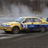 Saab 9-3 Turbo Rallycross
