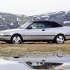 Saab 900 Convertible 1997