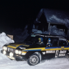 Saab 99 Turbo Rally Car