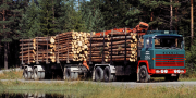 Scania LBT140 Timber Truck 1968-1972