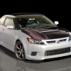 Scion tC by Andrew DaCosta 2011