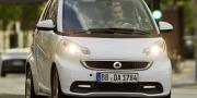 Smart ForTwo Cabrio Edition Iceshine 2012