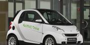 Smart ForTwo EV Concept 2009