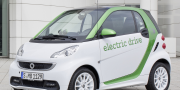 Smart ForTwo Electric Drive 2011