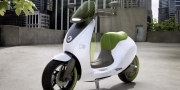 Smart eScooter Concept 2010